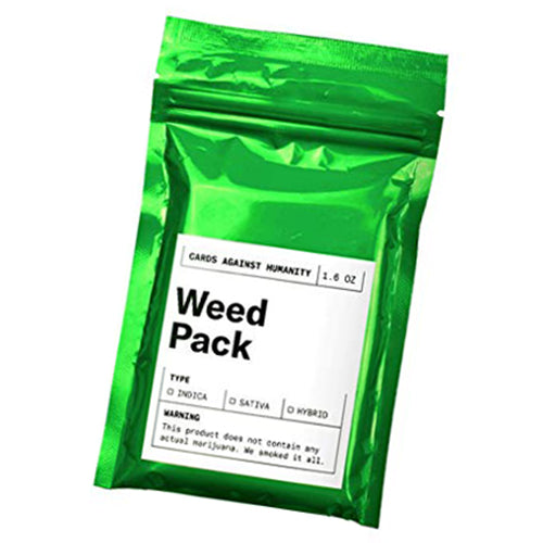 Cards Against Humanity - Weed Pack | Cookie Jar - Home of the Coolest Gifts, Toys & Collectables