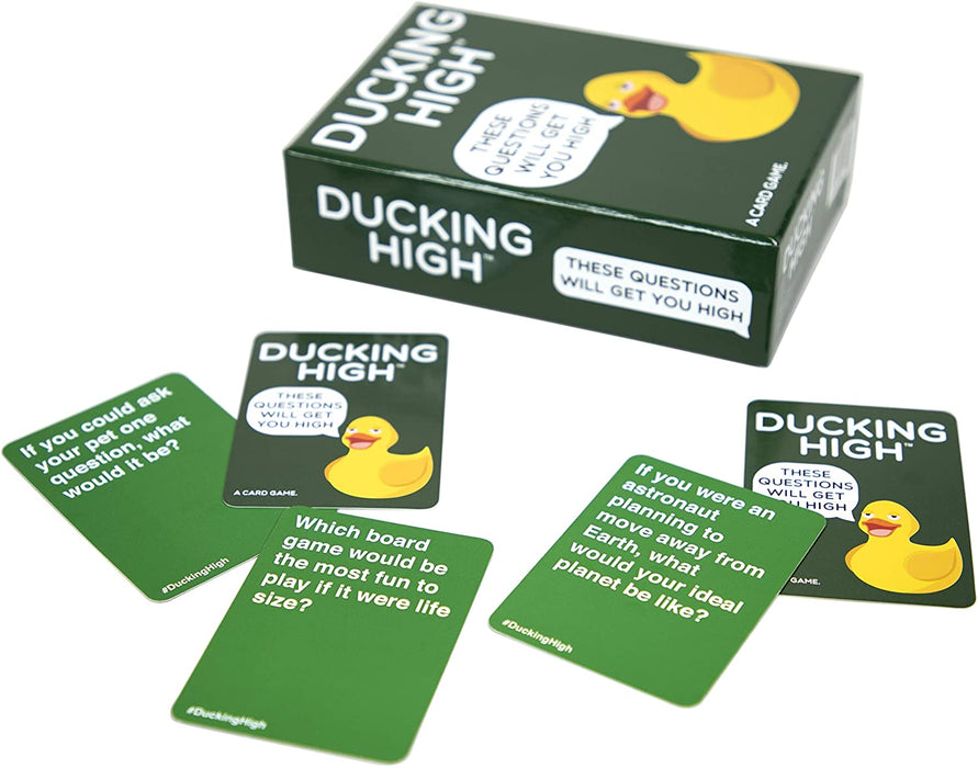 Ducking High Party Game