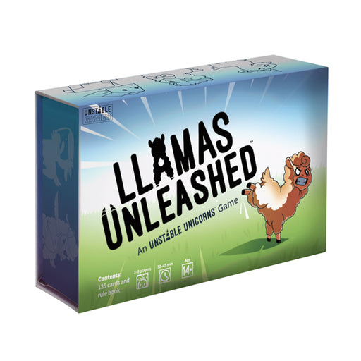 Llamas Unleashed Base Game | Cookie Jar - Home of the Coolest Gifts, Toys & Collectables