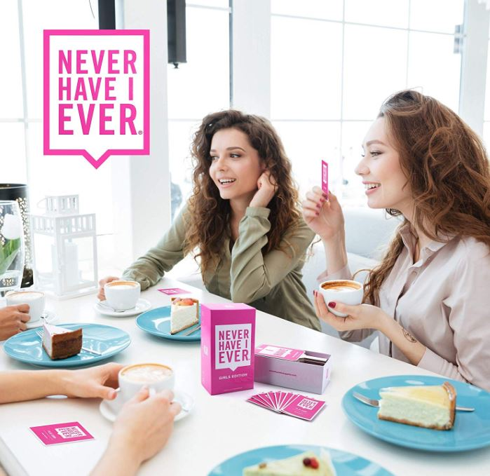 Never Have I Ever - Girls Edition Party Game