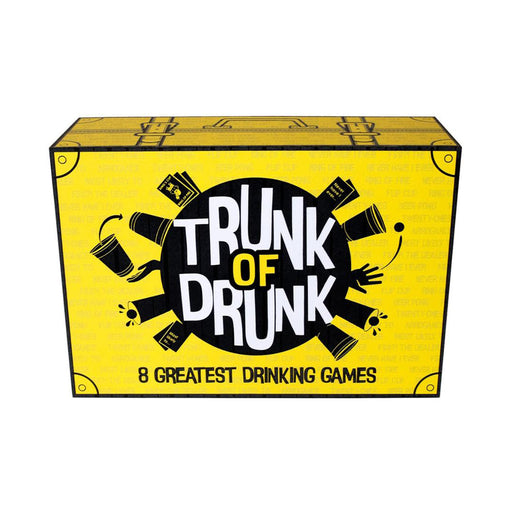 Trunk Of Drunk | Cookie Jar - Home of the Coolest Gifts, Toys & Collectables