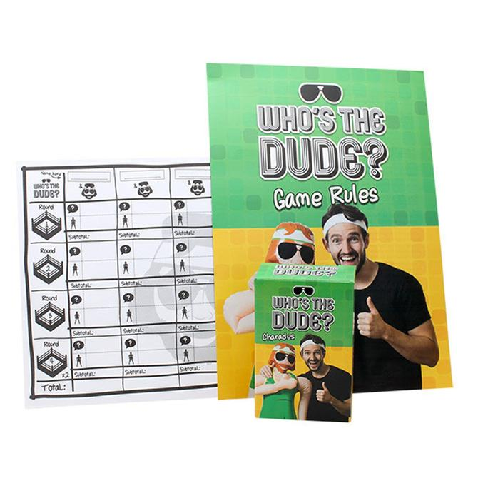 Who's The Dude? | Cookie Jar - Home of the Coolest Gifts, Toys & Collectables