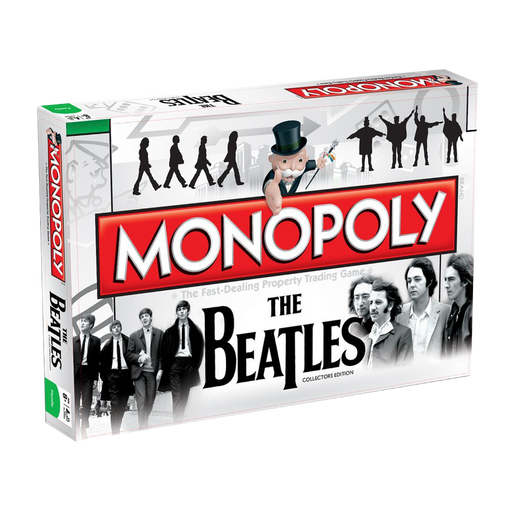 Monopoly - The Beatles Edition | Cookie Jar - Home of the Coolest Gifts, Toys & Collectables