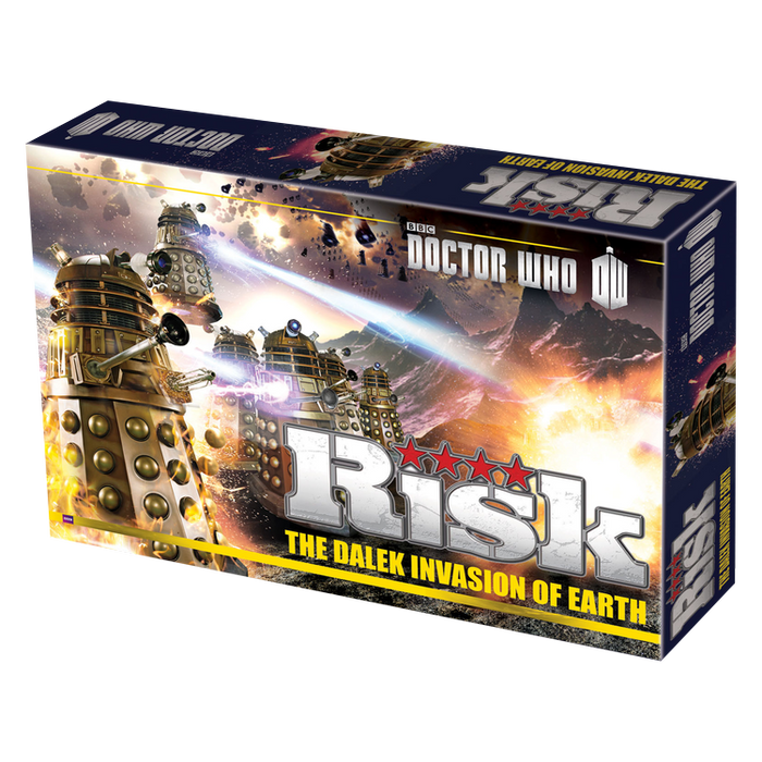 Risk - Doctor Who Edition