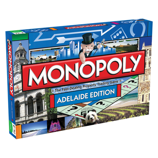 Monopoly - Adelaide Edition | Cookie Jar - Home of the Coolest Gifts, Toys & Collectables