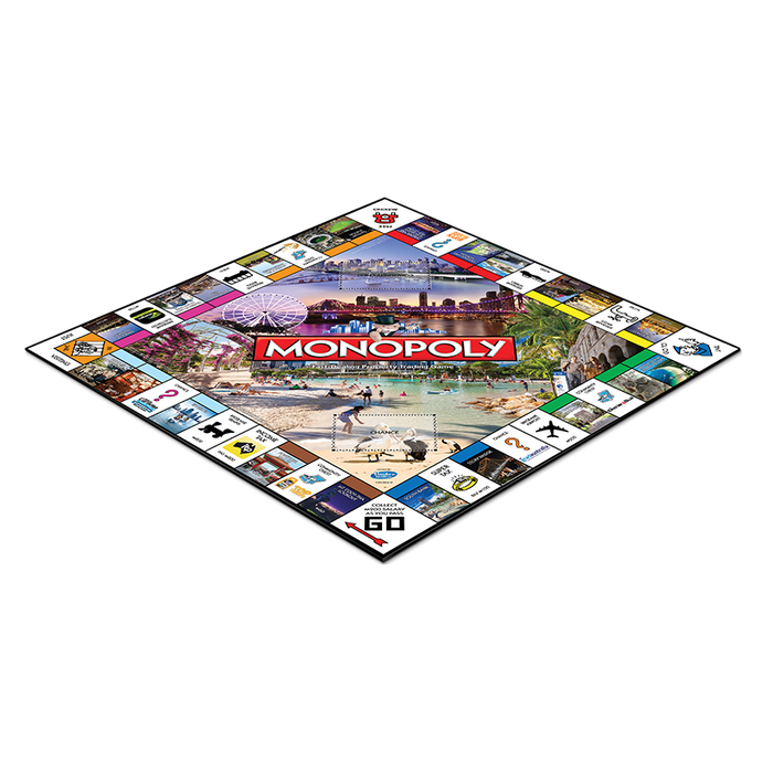 Monopoly - Brisbane Edition | Cookie Jar - Home of the Coolest Gifts, Toys & Collectables