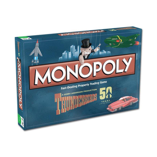 Monopoly - Thunderbirds Edition | Cookie Jar - Home of the Coolest Gifts, Toys & Collectables