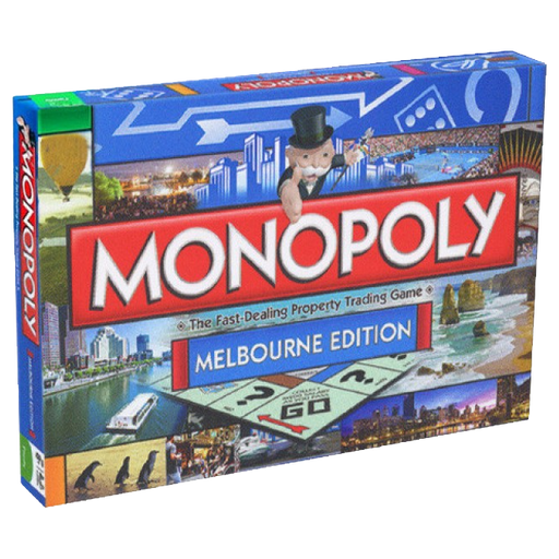 Monopoly - Melbourne Edition | Cookie Jar - Home of the Coolest Gifts, Toys & Collectables
