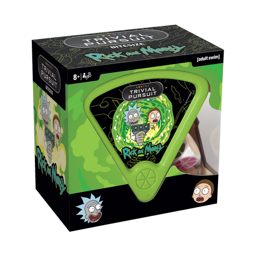 Trivial Pursuit - Rick & Morty Edition | Cookie Jar - Home of the Coolest Gifts, Toys & Collectables