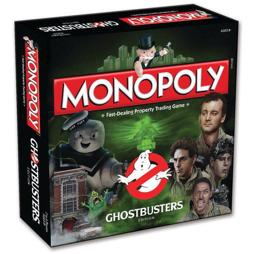 Monopoly - Ghostbusters Edition | Cookie Jar - Home of the Coolest Gifts, Toys & Collectables
