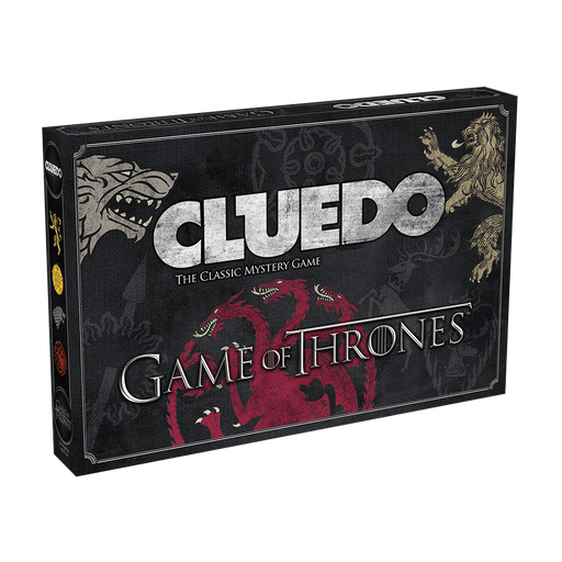 Cluedo - Game Of Thrones Edition | Cookie Jar - Home of the Coolest Gifts, Toys & Collectables