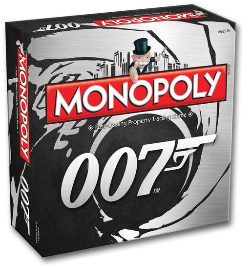 Monopoly - James Bond 007 Edition | Cookie Jar - Home of the Coolest Gifts, Toys & Collectables
