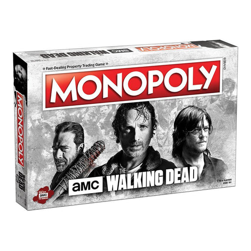 Monopoly - The Walking Dead AMC Edition | Cookie Jar - Home of the Coolest Gifts, Toys & Collectables