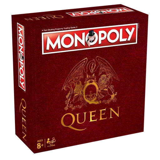 Monopoly - Queen Edition | Cookie Jar - Home of the Coolest Gifts, Toys & Collectables
