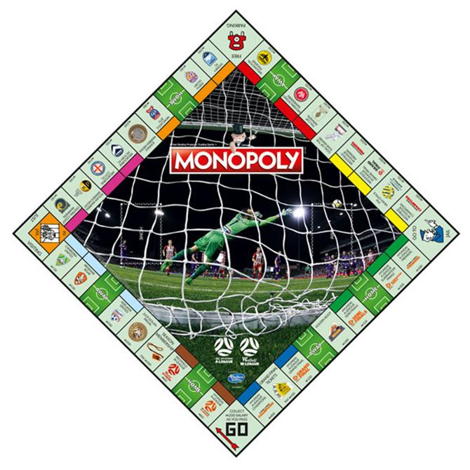 Monopoly - Hyundai A-League Edition | Cookie Jar - Home of the Coolest Gifts, Toys & Collectables