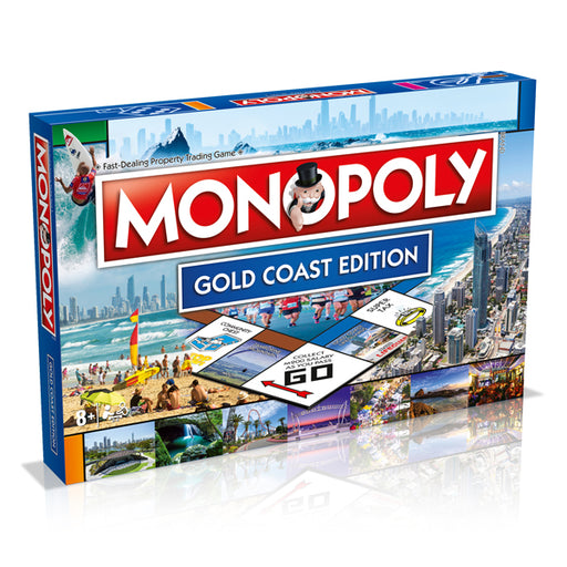 Monopoly - Gold Coast Edition | Cookie Jar - Home of the Coolest Gifts, Toys & Collectables