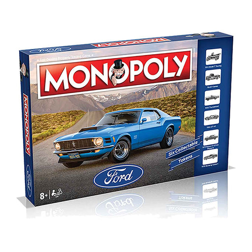 Monopoly - Ford Edition | Cookie Jar - Home of the Coolest Gifts, Toys & Collectables