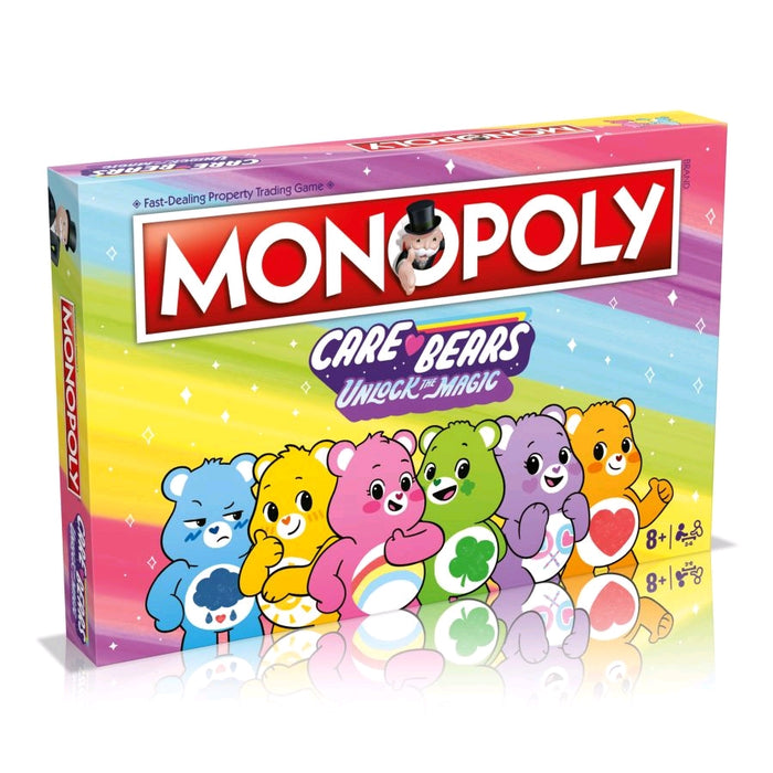 Monopoly - Care Bears Edition | Cookie Jar - Home of the Coolest Gifts, Toys & Collectables