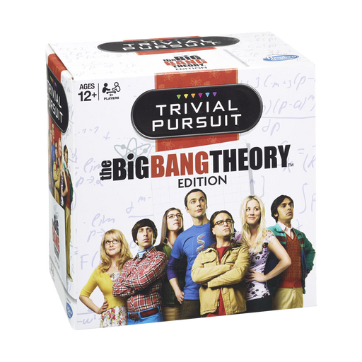 Trivial Pursuit - Big Bang Theory Edition | Cookie Jar - Home of the Coolest Gifts, Toys & Collectables