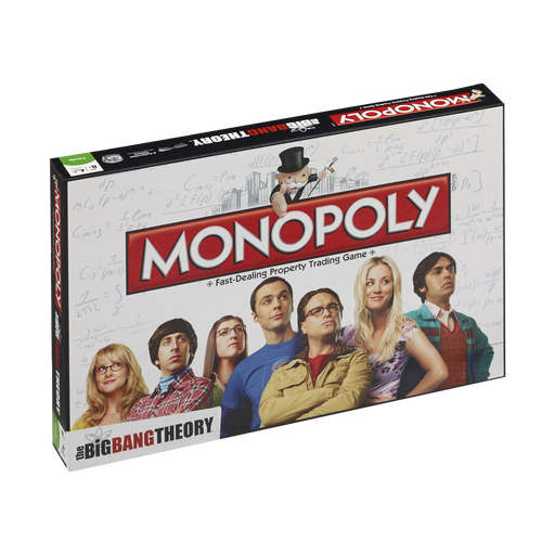Monopoly - Big Bang Theory Edition | Cookie Jar - Home of the Coolest Gifts, Toys & Collectables