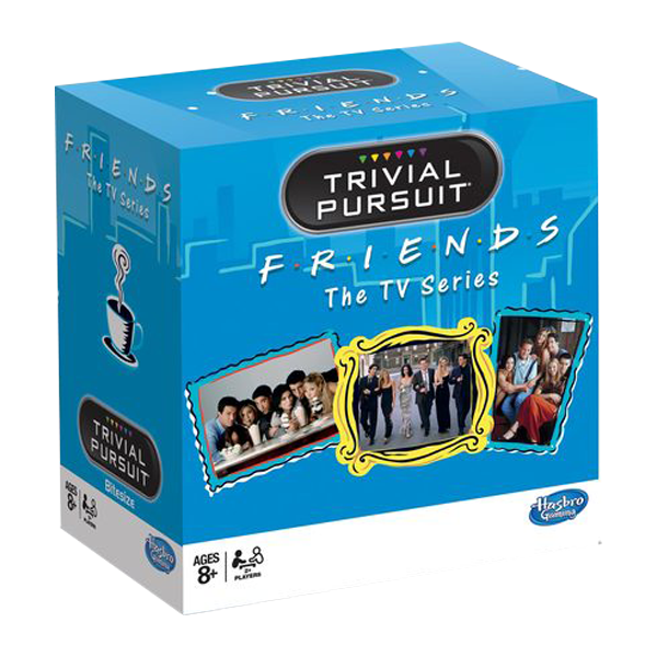 Trivial Pursuit - Friends Edition | Cookie Jar - Home of the Coolest Gifts, Toys & Collectables