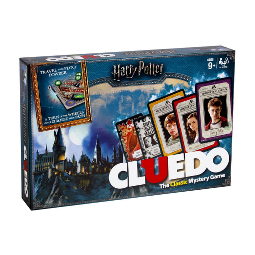 Cluedo - Harry Potter Edition | Cookie Jar - Home of the Coolest Gifts, Toys & Collectables