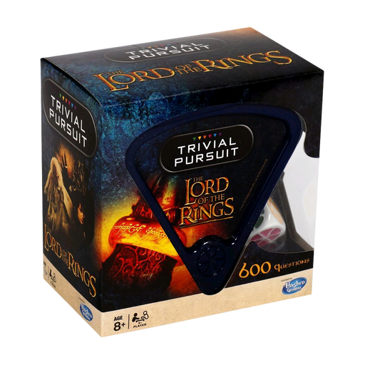 Trivial Pursuit - Lord Of The Rings Edition | Cookie Jar - Home of the Coolest Gifts, Toys & Collectables