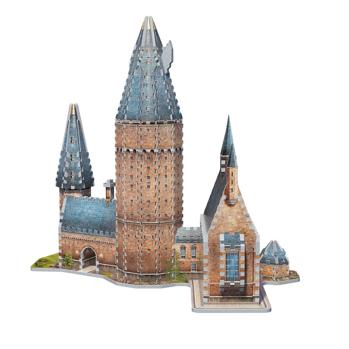 3D Puzzle - Harry Potter Hogwarts Great Hall 850pc Puzzle | Cookie Jar - Home of the Coolest Gifts, Toys & Collectables