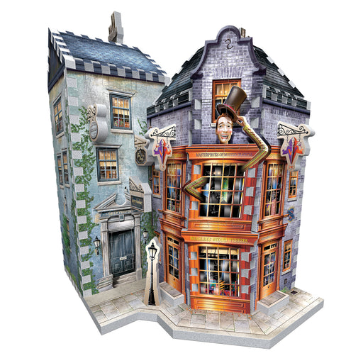 3D Harry Potter - Weasleys' Wizard Wheezes and Daily Prophet 285pc 3D Puzzle | Cookie Jar - Home of the Coolest Gifts, Toys & Collectables