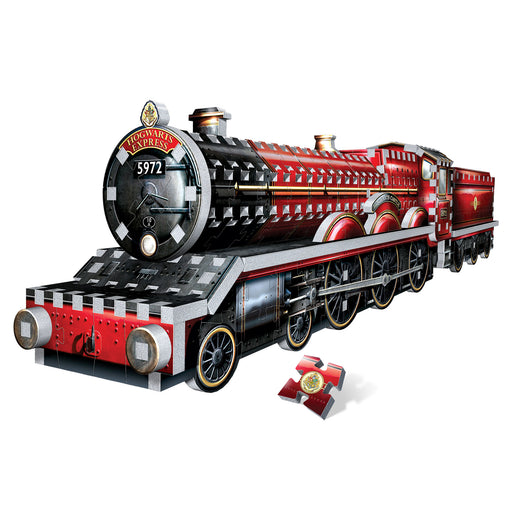 3D Harry Potter - Hogwarts Express 460pc 3D Puzzle | Cookie Jar - Home of the Coolest Gifts, Toys & Collectables