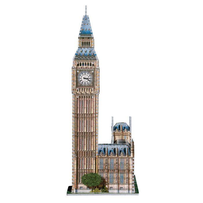 3D Big Ben & Parliament 890pc Puzzle | Cookie Jar - Home of the Coolest Gifts, Toys & Collectables