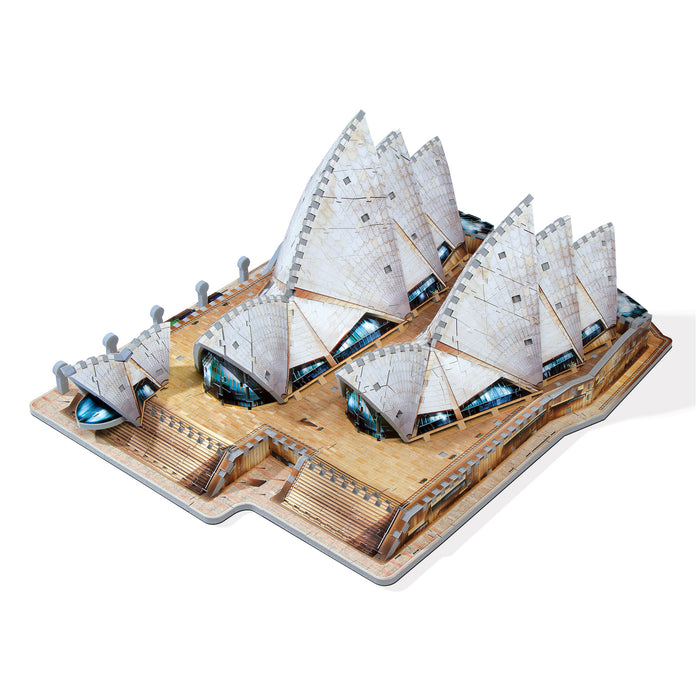 3D Sydney Opera House 925pc Puzzle | Cookie Jar - Home of the Coolest Gifts, Toys & Collectables