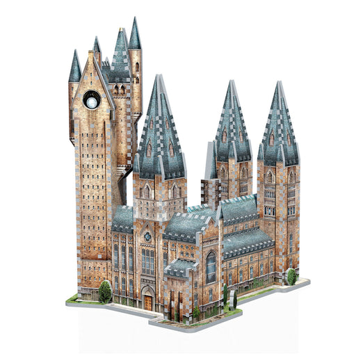 3D Harry Potter - Hogwarts Astronomy Tower 875pc 3D Puzzle | Cookie Jar - Home of the Coolest Gifts, Toys & Collectables