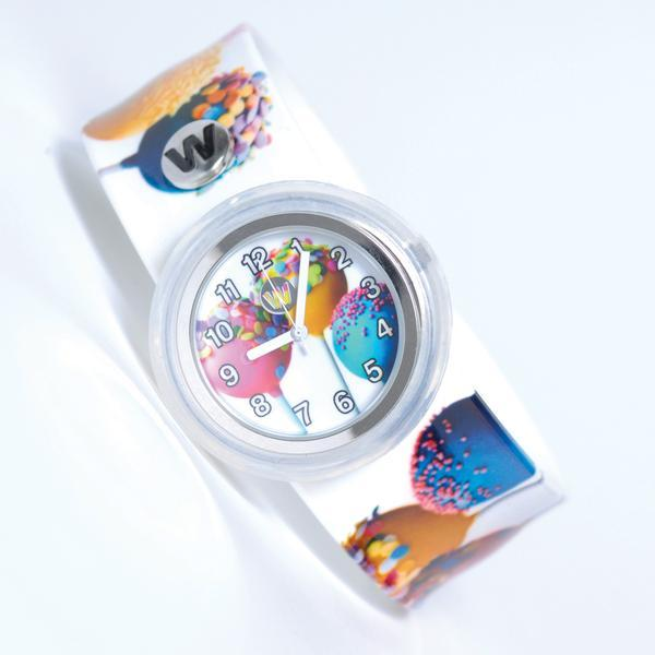 #340 - Cake Pops - Watchitude Slap Watch | Cookie Jar - Home of the Coolest Gifts, Toys & Collectables