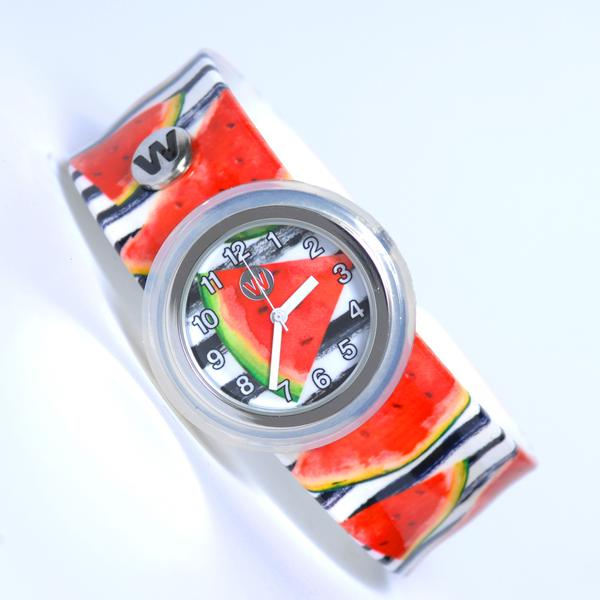 #348 - Watermelon - Watchitude Slap Watch | Cookie Jar - Home of the Coolest Gifts, Toys & Collectables