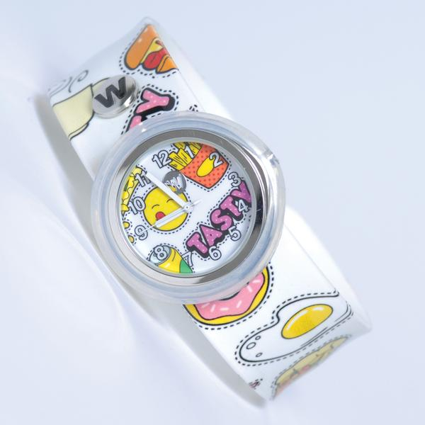 #352 - Tasty - Watchitude Slap Watch | Cookie Jar - Home of the Coolest Gifts, Toys & Collectables