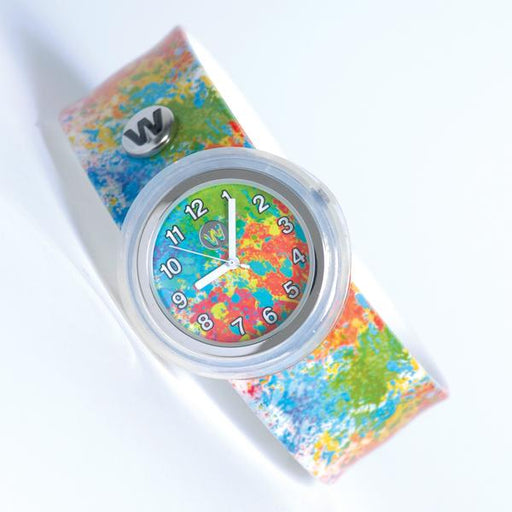 #365 - Paint Splatter - Watchitude Slap Watch | Cookie Jar - Home of the Coolest Gifts, Toys & Collectables