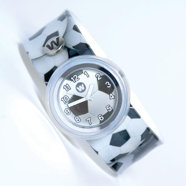 #381 - Soccer Star - Watchitude Slap Watch | Cookie Jar - Home of the Coolest Gifts, Toys & Collectables