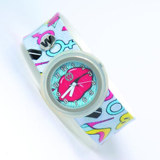 #384 - Glam - Watchitude Slap Watch | Cookie Jar - Home of the Coolest Gifts, Toys & Collectables