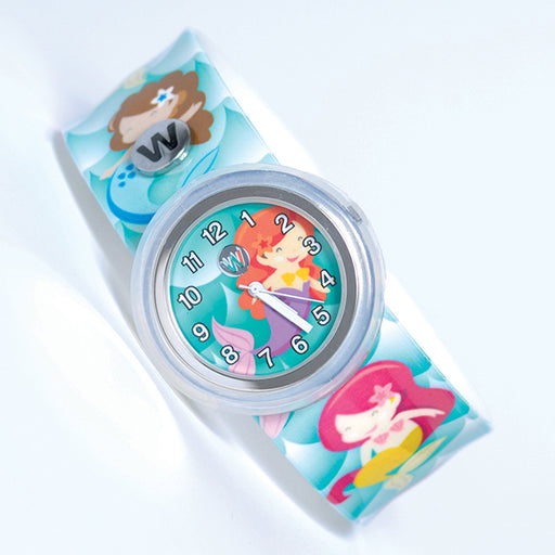 #386 - Mermaid Magic - Watchitude Slap Watch | Cookie Jar - Home of the Coolest Gifts, Toys & Collectables
