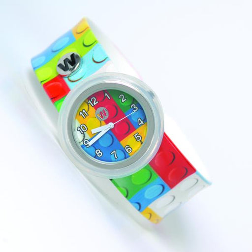 #388 - Build Up - Watchitude Slap Watch | Cookie Jar - Home of the Coolest Gifts, Toys & Collectables