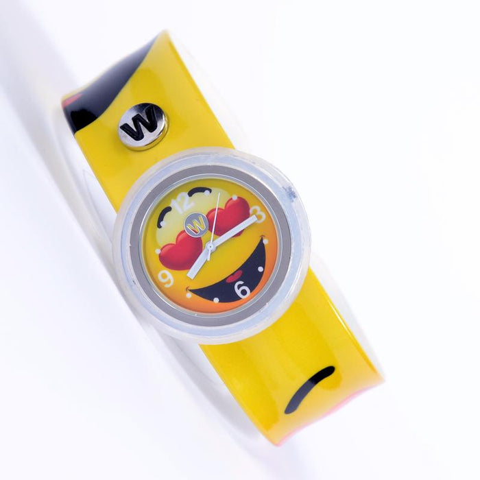 #408 - Love Face - Watchitude Slap Watch | Cookie Jar - Home of the Coolest Gifts, Toys & Collectables