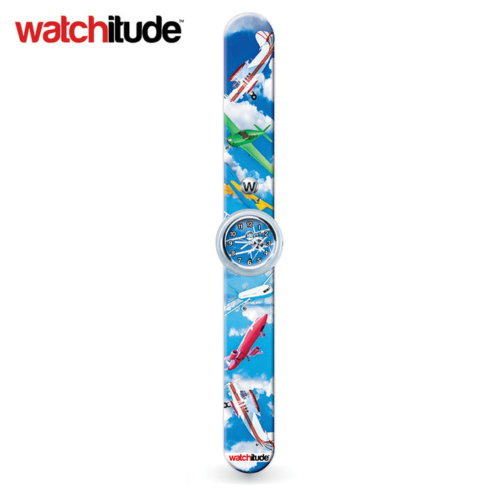 #415 - Flying High - Watchitude Slap Watch | Cookie Jar - Home of the Coolest Gifts, Toys & Collectables