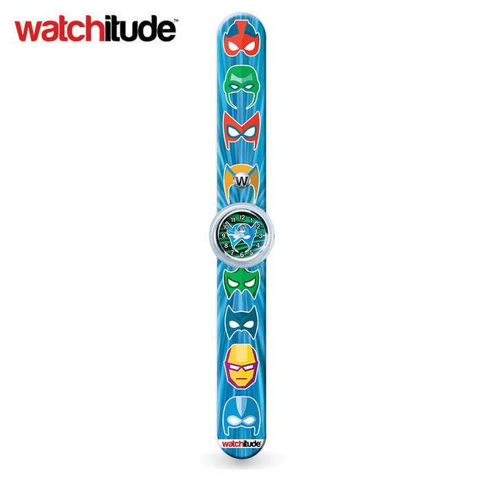 #416 - Superhero - Watchitude Slap Watch | Cookie Jar - Home of the Coolest Gifts, Toys & Collectables