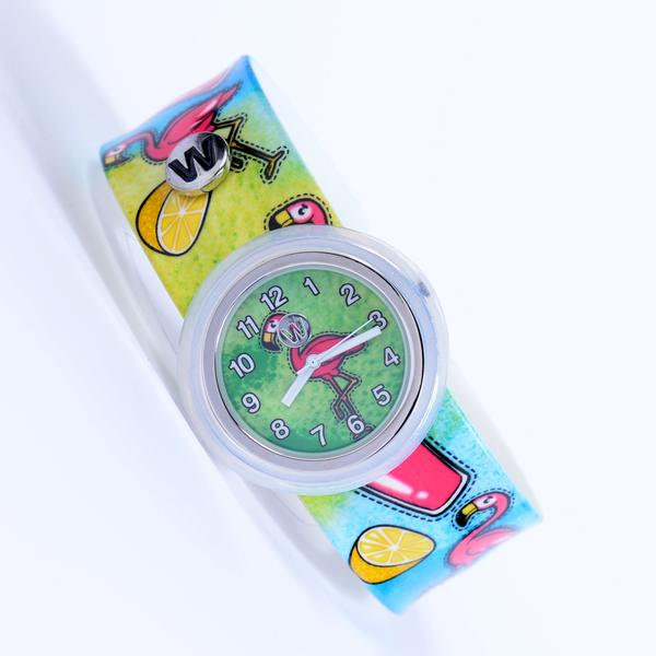 #422 - Pink Lemonade - Watchitude Slap Watch | Cookie Jar - Home of the Coolest Gifts, Toys & Collectables