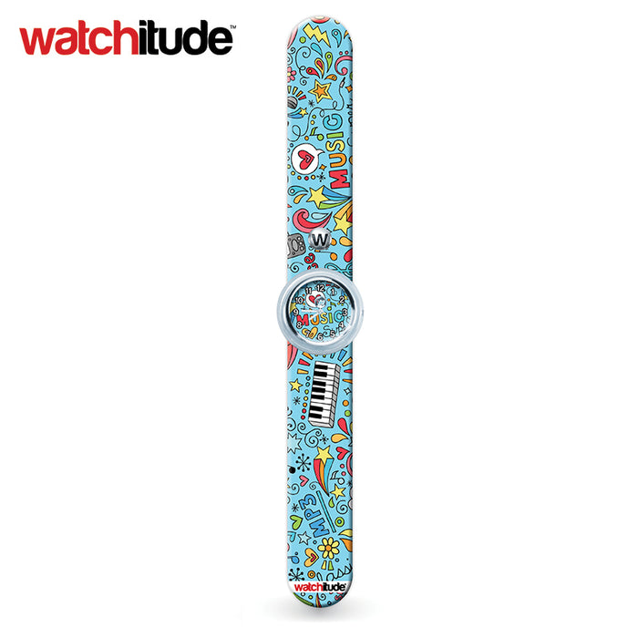 #426 - Music Box - Watchitude Slap Watch | Cookie Jar - Home of the Coolest Gifts, Toys & Collectables