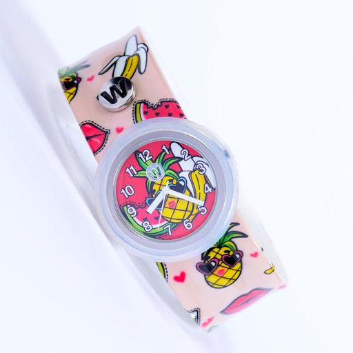 #427 - Pineapple Party - Watchitude Slap Watch | Cookie Jar - Home of the Coolest Gifts, Toys & Collectables