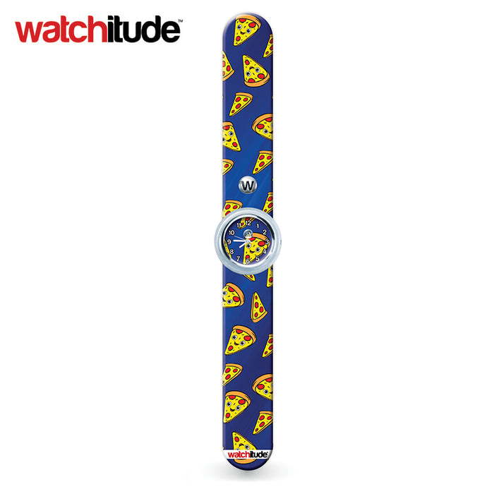 #434 - Pizza Party - Watchitude Slap Watch | Cookie Jar - Home of the Coolest Gifts, Toys & Collectables