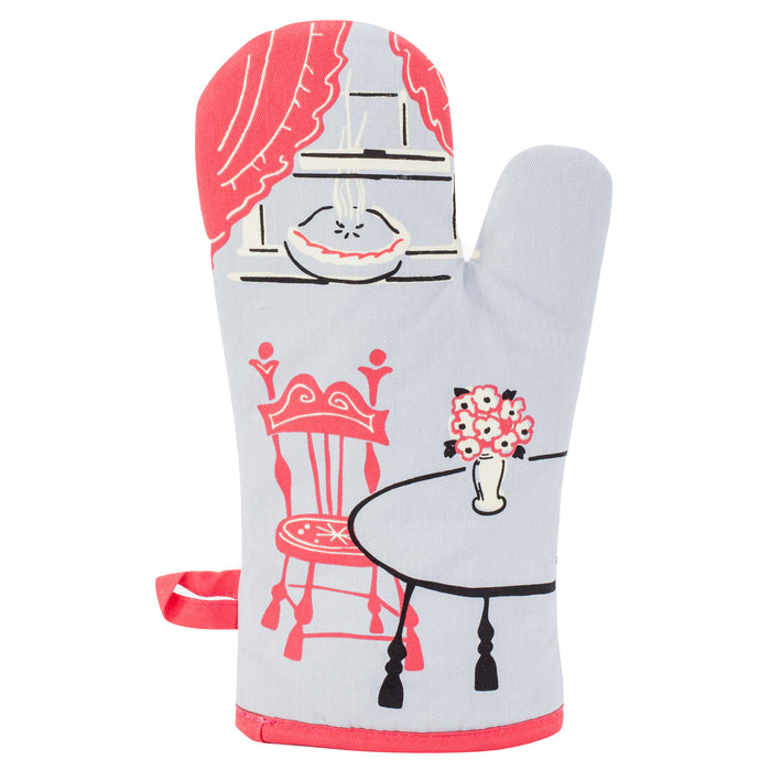 Blue Q - This Is Fucking Delicious Oven Mitt | Cookie Jar - Home of the Coolest Gifts, Toys & Collectables