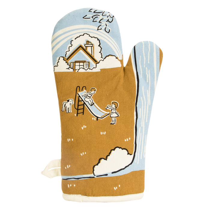 Blue Q - I Love My Asshole Kids Oven Mitt | Cookie Jar - Home of the Coolest Gifts, Toys & Collectables